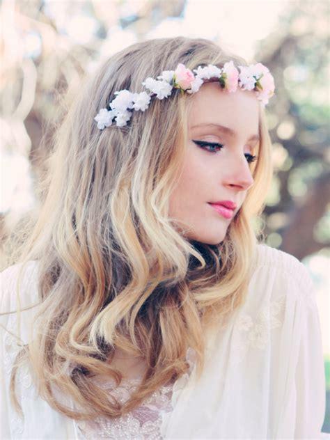 Hochzeits Zubehör inspirierend hochzeit blumen im haar bilder