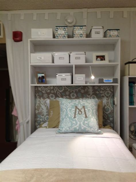 dorm bed shelf dorm cubby both over the bed and desk cubbies available