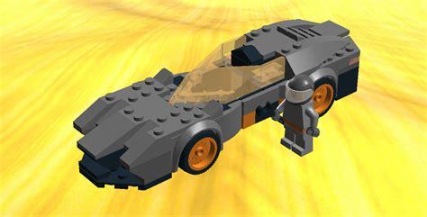 Lego Ideas Lamborghini Egoista