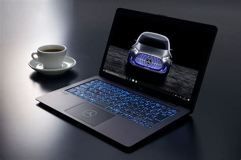 in laptop the vaio z mercedes special edition laptop makes a