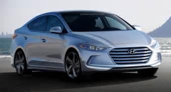 Hyundai All Cars Future Cars Hyundai S All New 2016 Elantra Compact Sedan