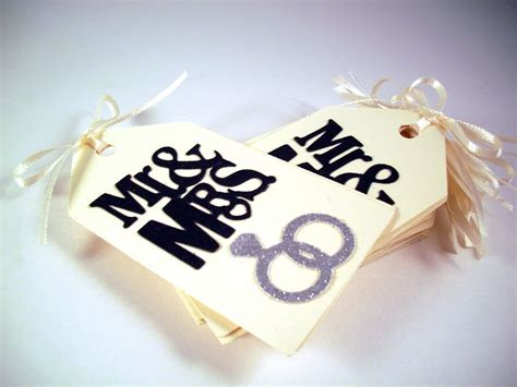 unique wedding favor ideas etsy creative wedding ideas from etsy mr and mrs decor modern favor bags