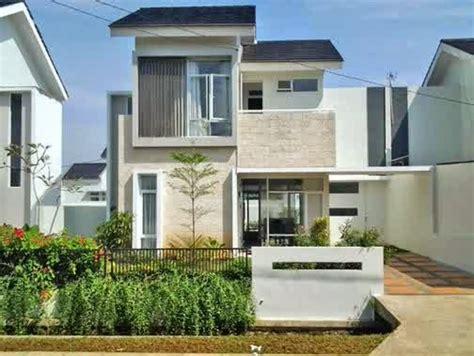 gambar rumah minimalis 2 lantai type 60