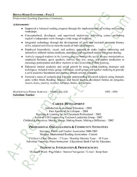 new graduate teacher resume example 40 modern resumes free premium