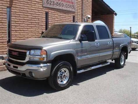 repair anti lock braking 2006 gmc sierra 2500hd parking system find used 2006 gmc 2500hd crew cab duramax diesel 4x4 lbz 71k miles s in phoenix arizona