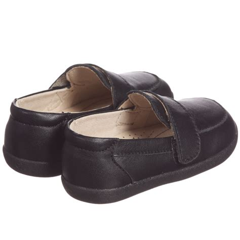 boys leather loafers soles boys black leather loafers childrensalon