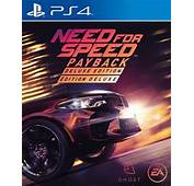 Pre Order Need For Speed Payback  Car Racing Action Game