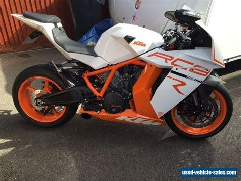 2011 Ktm Rc8r For Sale 2011 Ktm Rc8r For Sale In The United Kingdom