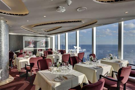 msc seaside yacht club restaurant