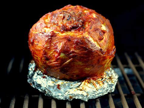 smoked  cabbage  bacononion stuffing