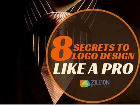 Design Your Logo Like A Pro | 8 secrets to logo design like a pro