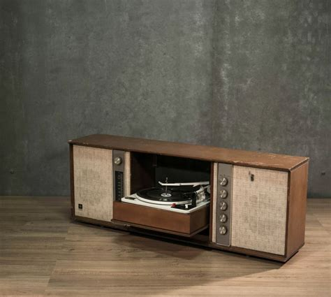 wood cabinet cd player 8 best images about vintage record players cabinet on
