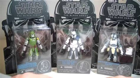 Wars Clone Commander Doom Black Series wars the black series clone trooper captain rex