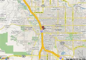arizona city limits map tucson az city map car interior design