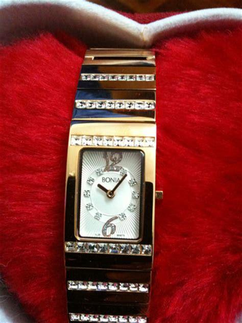 Jam Tangan Bonia Silver Set Gelang Hadiah wordless wednesday 2 hadiah untuk ibu aku seorang wanita