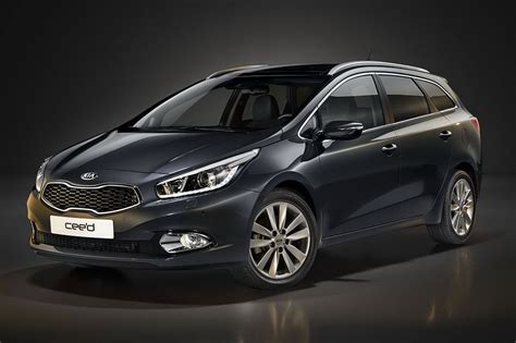Kia Ceed Sw by New Kia Cee D Sporty Wagon Images Hit The Web Kia News