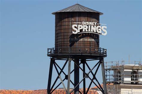 Water Tower Parking Garage photos water tower arrives at disney springs