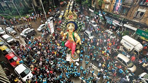 Home Decoration Of Ganesh Festival by Ganpati Body Forms Code Of Conduct To Bring Down Noise