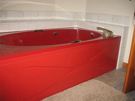 red bathtubs fancy red bathtubs 44 for your house decorating ideas with
