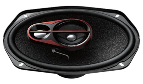 Pioneer Ceiling Speakers India by Pioneer India Ts R6950s Oval Speakers With A Slim