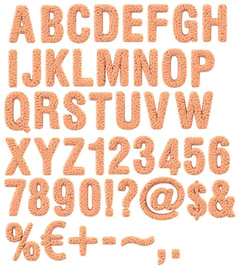 Handmade Fonts - handmade fonts on behance