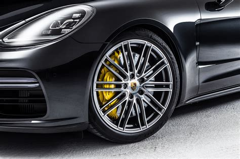 porsche wheels 2017 porsche panamera first look review motor trend