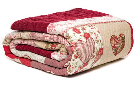 Patchwork Bed Throw - cocoon auberge from home store plus