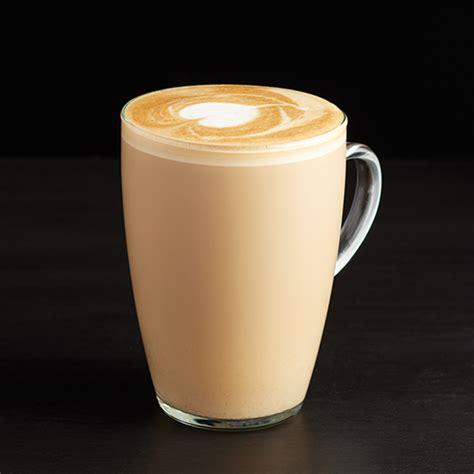 cafe latte caff 232 latte peet s coffee tea