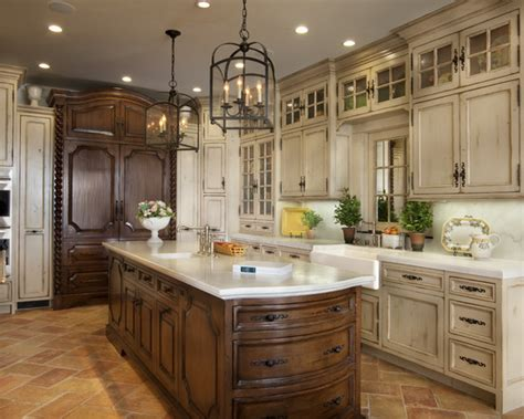 mediterranean kitchen beautiful homes design