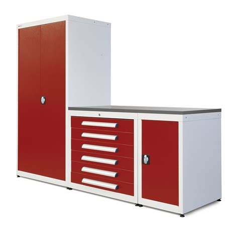 What Is Cabinet System by Garage Steel Cabinet System 7 Length 2 5m