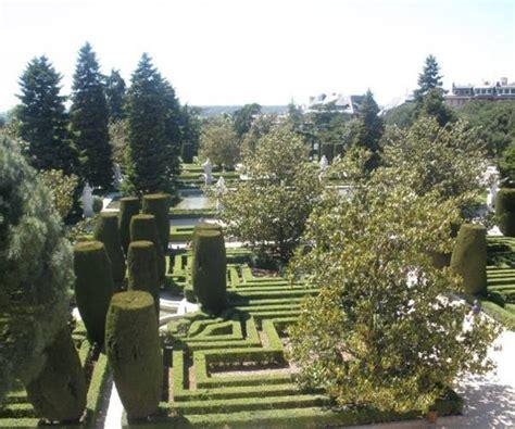 jardines madrid jardines de sabatini madrid centro