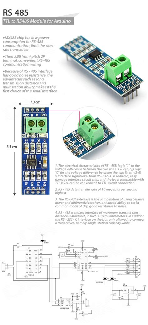 image gallery rs485 arduino