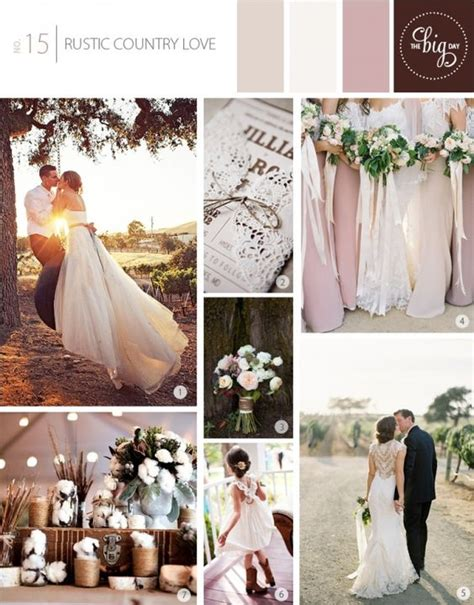 rustic country wedding theme the inspiration wedding november wedding and