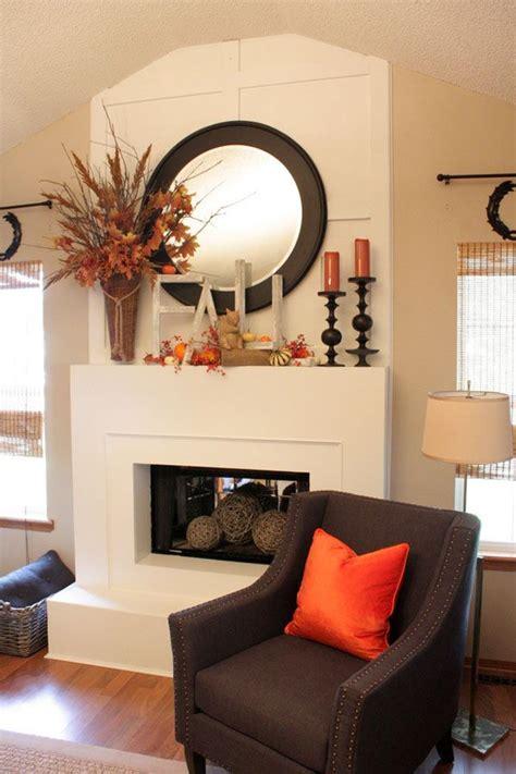 decor homesfeed rustic mantel decor homesfeed