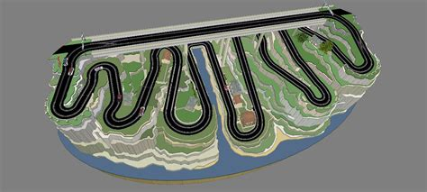 ultimate racer layout ultimate racer track layout exles