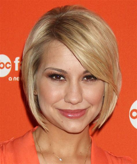 chealsea kane haircut backview chelsea kane short straight formal bob hairstyle with side