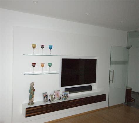 wohnzimmer nische ideen wohnzimmer vorwand mit deko nische
