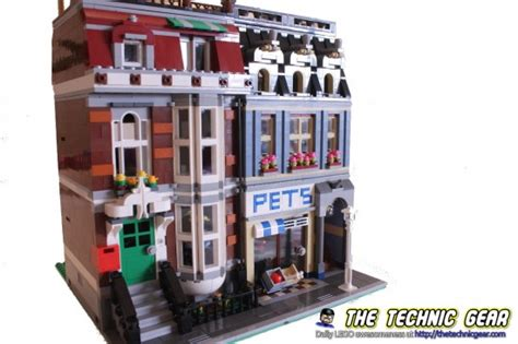 Diskon Lego 10218 Pet Shop lego creator 10218 pets shop review lego reviews