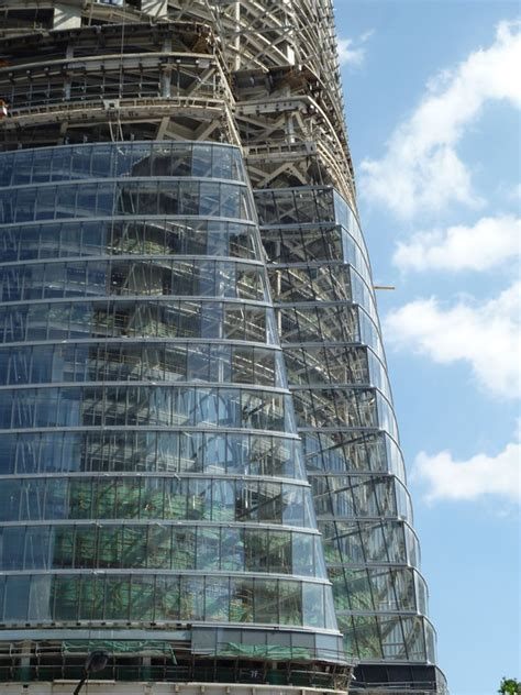 building curtain wall winners of the inaugural china tall building awards