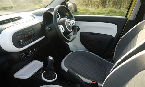 renault twingo 2015 interior little big car renault twingo tested