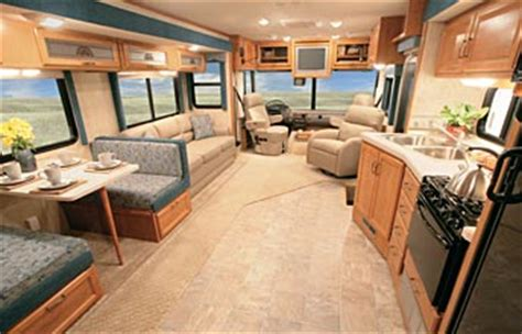 Flair Interiors by 2006 Fleetwood Flair Class A Rvweb