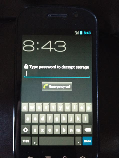 android encryption device encryption on android 4 0 ben sullins data