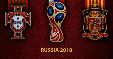 spain vs portugal world cup fifa world cup 2018 spain vs portugal highlights as it