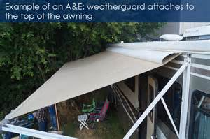 Camper Trailer Awnings Replacement Fabric For A Amp E And Carefree Of Colorado Awnings