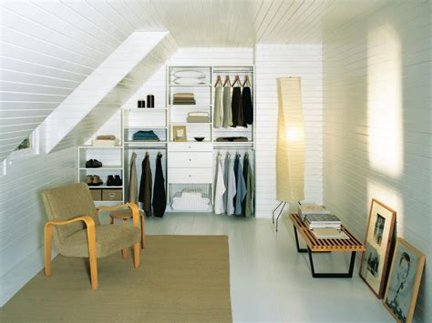 Attic Closet by Maximum Home Value Storage Projects Attic Hgtv
