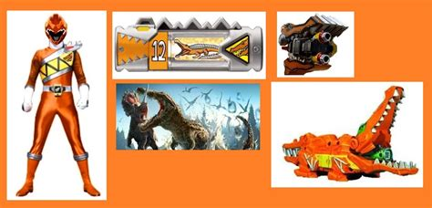 Orange Dino orange dino ranger www pixshark images galleries