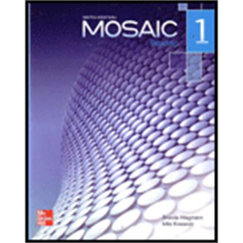 mosaic 1 students book 0194666107 mosaic 1 reading student book 6th edition 9780077595111 textbooks com