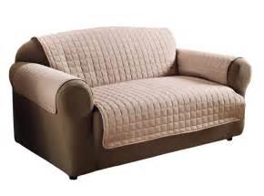 Sofa Covers Loveseat Sofa Microfiber Furniture Protector Slip