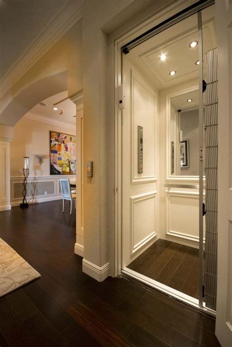 homes with elevators home lift home elevator residential lift a rising trend