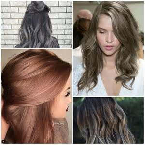 hair colors for winter new hair colours 2017 luxury wodip